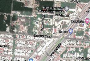Foto de terreno habitacional en venta en laureles , supermanzana 312, benito juárez, quintana roo, 0 No. 01