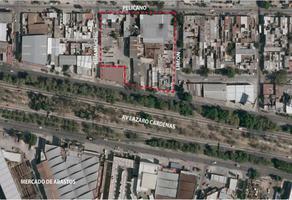 Foto de terreno industrial en venta en lázaro cárdenas 2140, del fresno 2a. sección, guadalajara, jalisco, 16998967 No. 01