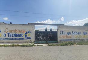 Foto de terreno industrial en venta en lázaro cárdenas 262, san martín azcatepec, tecámac, méxico, 17001462 No. 01