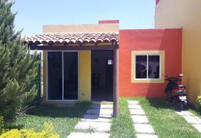 Foto de casa en venta en  , vicente guerrero, zacatepec, morelos, 14100893 No. 01