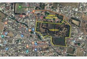 Foto de terreno habitacional en venta en leandro valle 10, san mateo tezoquipan miraflores, chalco, méxico, 12940850 No. 01