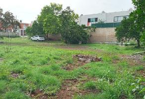 Foto de terreno habitacional en venta en  , leandro valle, mérida, yucatán, 0 No. 01