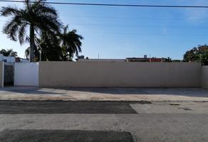 Foto de terreno comercial en renta en  , leandro valle, mérida, yucatán, 19170315 No. 01
