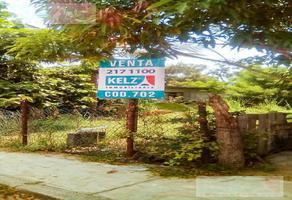 Foto de terreno habitacional en venta en  , león f. gual i, altamira, tamaulipas, 0 No. 01