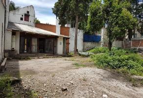 Foto de terreno habitacional en venta en león felipe , san angel, álvaro obregón, df / cdmx, 13859531 No. 01