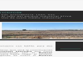 Foto de terreno comercial en venta en calle maya , cementos, león, guanajuato, 19800633 No. 01
