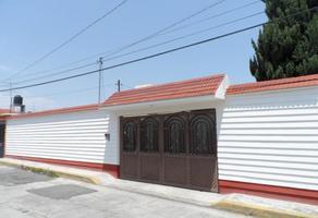 Foto de casa en venta en leon guzman 413, san buenaventura, toluca, méxico, 20147306 No. 01