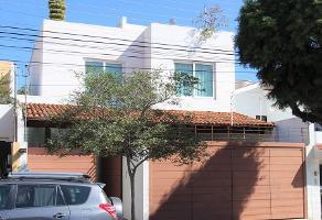 Foto de casa en venta en león tolstoi 5550, vallarta universidad, zapopan, jalisco, 0 No. 01