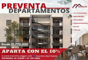 Foto de departamento en venta en leona vicario 907, la magdalena, toluca, méxico, 17209513 No. 01
