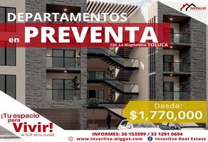Foto de departamento en venta en leona vicario 907, la magdalena, toluca, méxico, 17236514 No. 01
