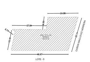 Foto de terreno habitacional en venta en leona vicario , guerrero, tijuana, baja california, 14119779 No. 01