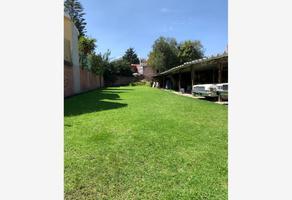 Foto de terreno habitacional en venta en leona vicario , san carlos, metepec, méxico, 0 No. 01