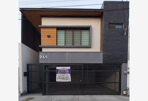 Foto de casa en venta en leonardo nierman 265, portal del roble, san nicolás de los garza, nuevo león, 19212419 No. 01