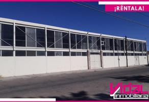 Foto de edificio en renta en lerdo 1441, villa alegre, durango, durango, 11153981 No. 01