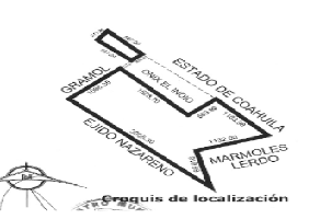 Foto de terreno habitacional en venta en  , lerdo ii, lerdo, durango, 19700250 No. 01