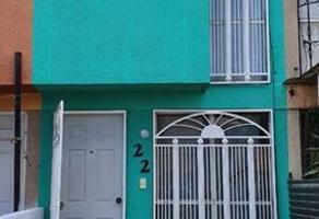 Foto de casa en venta en libertad manzana 4 lt. 22 casa 22 , los héroes ecatepec sección iii, ecatepec de morelos, méxico, 12823432 No. 01