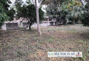 Foto de terreno habitacional en venta en libertad , san lorenzo cacaotepec, san lorenzo cacaotepec, oaxaca, 5996862 No. 01
