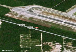 Foto de terreno comercial en venta en libramiento aeropuerto , cancún (internacional de cancún), benito juárez, quintana roo, 17209544 No. 01