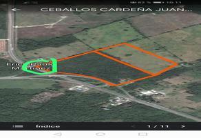 Foto de terreno comercial en venta en libramiento de chetumal , chetumal (internacional de chetumal), othón p. blanco, quintana roo, 0 No. 01