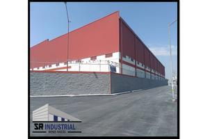 Foto de nave industrial en renta en libramiento noreste , 5to. centenario, general escobedo, nuevo león, 10961239 No. 01