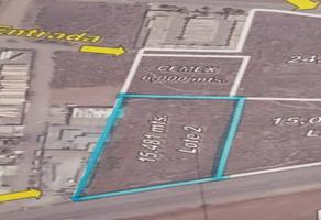 Foto de terreno industrial en renta en libramiento noreste , arco vial, garcía, nuevo león, 0 No. 01