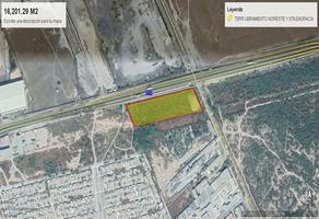 Foto de terreno comercial en renta en libramiento noreste y santa engracia , privadas de camino real, general escobedo, nuevo león, 16485994 No. 01