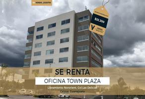 Foto de oficina en renta en libramiento nororiente , las delicias, celaya, guanajuato, 15457312 No. 01