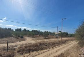 Foto de terreno habitacional en venta en libramiento roldan , villas del encanto, la paz, baja california sur, 0 No. 01