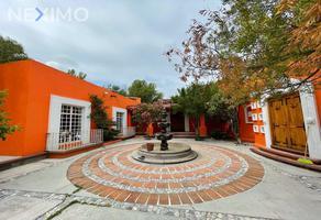 Foto de casa en venta en libramiento sur , quintanares, pedro escobedo, querétaro, 0 No. 01