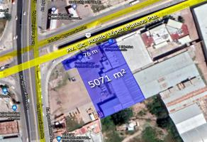 Foto de terreno comercial en venta en licenciado adolfo lópez mateos 1514, circunvalación poniente, aguascalientes, aguascalientes, 18737969 No. 01
