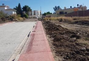 Foto de terreno habitacional en venta en licenciatura , zapotlanejo, zapotlanejo, jalisco, 14122177 No. 01