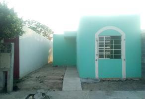 Foto de casa en venta en licio antonio 127, paseo del nogalar, matamoros, tamaulipas, 0 No. 01