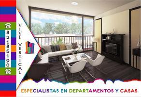Foto de departamento en venta en lindavista 1, nueva lindavista, guadalupe, nuevo león, 7562784 No. 01