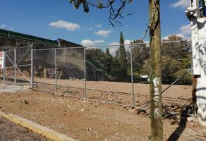 Foto de terreno habitacional en venta en lirio 173, rancho cortes, cuernavaca, morelos, 12155987 No. 01