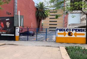 Foto de terreno comercial en renta en liverpool , juárez, cuauhtémoc, df / cdmx, 16260975 No. 01