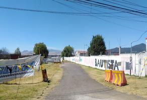 Foto de terreno habitacional en venta en llano grande el corrido s/n , la capilla, ayapango, méxico, 0 No. 01