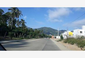 Foto de terreno habitacional en venta en llano largo , llano largo, acapulco de juárez, guerrero, 0 No. 01