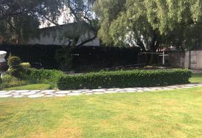 Foto de terreno habitacional en venta en llanura , jardines del pedregal, álvaro obregón, df / cdmx, 18742179 No. 01