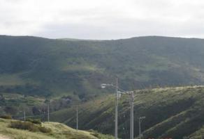 Foto de terreno habitacional en venta en loma blanda , lomas altas ii, playas de rosarito, baja california, 0 No. 01