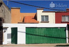 Foto de casa en venta en  , loma bonita ii, durango, durango, 6531235 No. 01