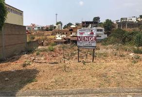 Foto de terreno habitacional en venta en loma de ahuatlan lote 2, real de tetela, cuernavaca, morelos, 0 No. 01