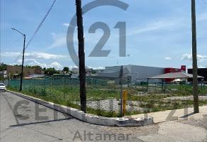 Foto de terreno habitacional en renta en  , loma de rosales, tampico, tamaulipas, 16055336 No. 01