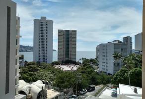 Foto de departamento en renta en loma del mar 2455, club deportivo, acapulco de juárez, guerrero, 10462898 No. 01