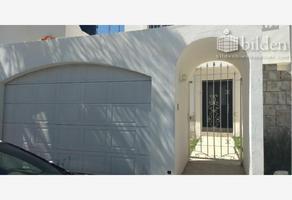 Foto de casa en renta en  , loma dorada, durango, durango, 6248659 No. 01