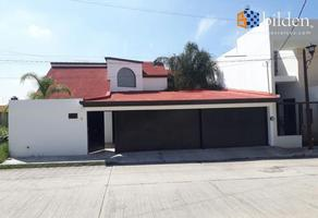 Foto de casa en venta en  , loma dorada, durango, durango, 7700158 No. 01