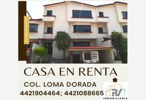 Foto de casa en renta en loma dorada , loma dorada, querétaro, querétaro, 0 No. 01