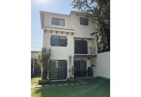 Foto de casa en condominio en venta en  , margarita maza de juárez, cuernavaca, morelos, 8954128 No. 01