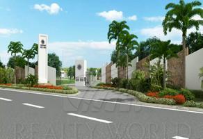 Foto de terreno habitacional en venta en  , loma prieta, montemorelos, nuevo león, 17328553 No. 01