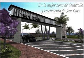 Foto de terreno habitacional en venta en loma real , san marcos carmona, mexquitic de carmona, san luis potosí, 10694466 No. 01