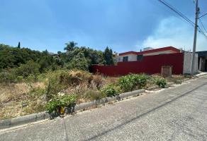 Foto de terreno habitacional en venta en loma sol , loma sol, cuernavaca, morelos, 0 No. 01